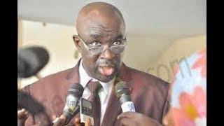 Le Professeur Issifou Répond à Cissé Lo, President du Parlement de la CEDEAO