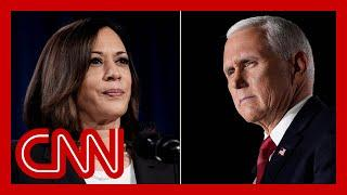 Replay: The 2020 vice presidential debate on CNN