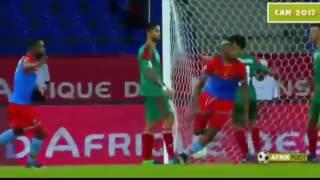 Tempo Afric TV - Resume de la  CAN 2017