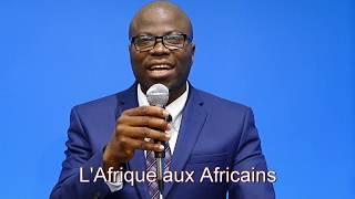 L'Afrique aux Africains - Nouvelle Emission sur Tempo Afric TV, 31 Mars 219