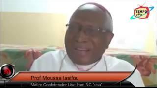 Togo: Chronique dénonce les menaces du régime sur Monseigneur Kpodzro