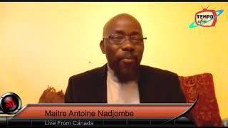 A. Nadjombe dévoile les causes des échecs dans le combat pour l'alternance