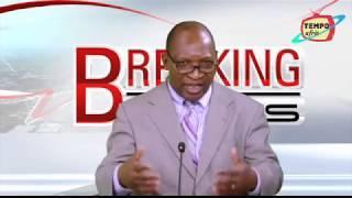 Patrice Talon Annonce La Fin de la Colonozattion du Franc CFA