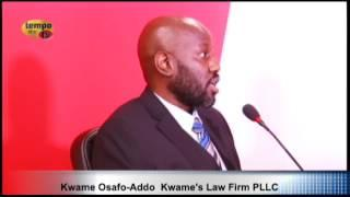 Tempo Afric TV - Lawyers Perspectives on TRUMP Administration