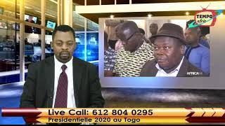 FAURE GNASSIMBE 72 Pour Cent Des Suffrage Ecoutez La Reaction des Togolais  PART 2