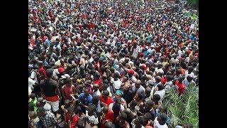 Tempo Afric TV - Touche pas a ma Constitution, la marche des vrais guerries