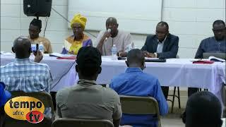 GAMBIAN IN MINNESOTA - CRC - Entrenching The Gambia's Future - Part 1