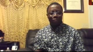 Togo - Chronique de la semaine rend hommage à OURO DJIKPA