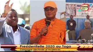 TOGO: Campagne Electorale 2020 - La Candidature De Kodjo Agbeyome Fait-elle Peur A L'UNIR?