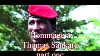 Tempo Afric TV - HOMMAGE A THOMAS SANKARA PART 1