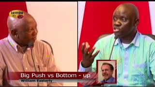 Tempo Afric TV - Big Push vs Bottom-up Approach Theory