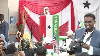 2019 Somaliland Minnesota May 18 event  - Tempo Afric TV