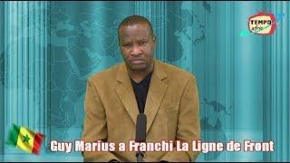 SENEAL:Guy Marius a Franchi La Ligne de Front - Assemble Nationale De Merde