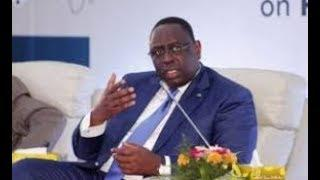 SCANDALE Politique au Senegal Macky Sall President 2024 Part 1