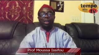 Dr. Moussa Issifou rend Hommage au Peuple Togolais et lui demade de poursuivre la Mobilisation