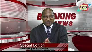 TOGO -Agbeyome Kodjo- Vers la levee de l'immunite parlementaire