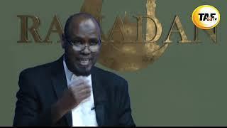 SOMALILAND USA - RAMADAN PROGRAM