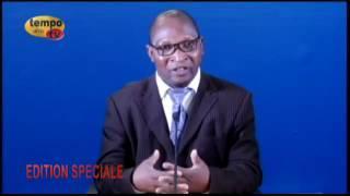Tempo Afric TV - SPECIAL EDITION LA MALAISE DE HILLARY CLINTON