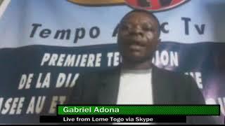 TOGO - Coup de force à l'Assemblée Nationale du Togo pour maintenir UFC