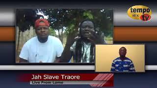 Togo - l'interview des artistes Fadelo et Jah Slave Traore à La Chronique de la Semaine