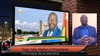 TOGO:Maitre antoine nadjiombe premier ministre D'AGBEYOMÉ kodzo reste remarquable