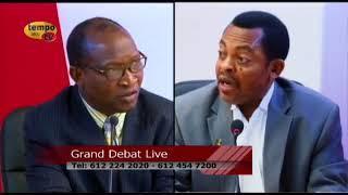 Tempo Afric TV - La seule phrase qui divise  le peuple togolais  Serge vs Yves