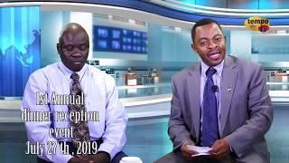 Tempo Afric TV - 1er dîner-réception annuel 27 juillet 2019