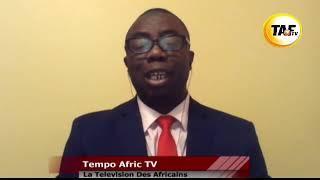 Togo, le professeur répond à Bawara
