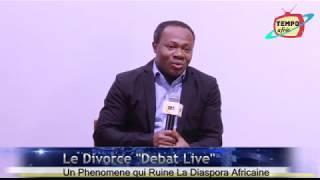 Le Divoce: Un Phenomene qui Ruine La Diaspora Africaine