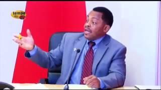 TOGO Pillage de l'economie - Le secret Guest Pr Moussa Issoufou,Adolph Dagan & Kassoum Ouattara