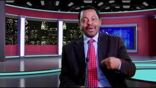 Kemi Seba a encore brule un Billet de Franc CFA en direct sur Tempo Afric TV