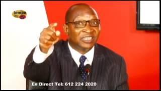 Tempo Afric TV - Le Franc CFA Marasme du  Systeme Economique Africain  Part ONE