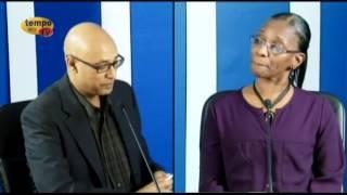 Tempo Afric TV - Addiction and Road to Recovery Guest Mellanie Tompson