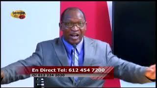 Tempo Afric TV - Comment sortir le Togo de la crise  - Yves Kenao Part 3