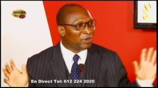 Tempo Afric TV - Le Franc CFA Marasme du  Systeme Economique Africain  Part TWO