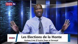 Les Elections de La Honte en Afrique de L'Ouest