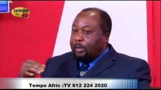 Tempo Afric TV - MINCAM ( Cameroonian Community Center ) Guest Joel E Kalle & Mr Nyoki