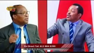 Togo  USA- Comment la machine de Faure Gnassingbe se prepare pour obliger les legislatives 2018