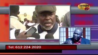 Tempo Afric TV - ROUND TABLE GUEST PA MODOU ANN Theme SITUATION IN GAMBIA