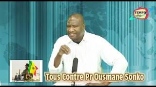 Senegal: Tous Contre le Pr Ousmane Sonko - Afrique dirrigent de merde