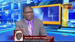 Liberation de Khalifa Sall: Calcul Politique ou la Route Pour un 3eme Mandat de Macky Sall