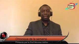 Chronique recardé Charles Kondi, sage de l'UNIR/RPT