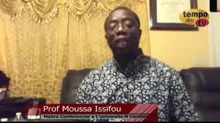 Togo - Le professeur dénonce l'arbitraire