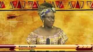 Tempo Afric TV - Afrocontigbo Flows with Mz Menneh and Carolyne Naomi