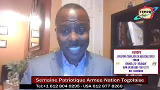 Mon Seigneur Kpodzro Remercie tous les Togolais Ensemble Savons Le Togo