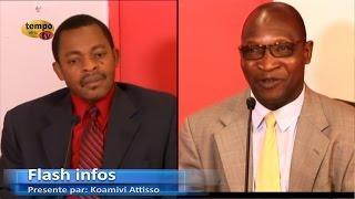 Tempo Afric TV - FLASH INFOS La Politique Politicienne au Senegal et en Afrique