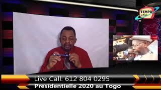 TOGO Presidentielle 2020 Les Togolais Reclame la victoire de L'Opposition Part 1