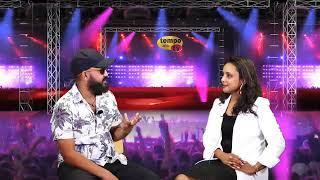 Sara's Show Guest Abraham Gebremedhin Ethiopian Musicien - Tigrigna singer - Tempo Afric TV