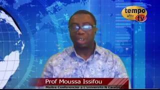 TOGO - Le Professeur appelle le peuple Togolais à la Résistance