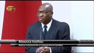 LES GRANDS MOMENTS POLITIQUES DE 2017 ANALYSE DU PROFESSEUR MOUSSA ISSIFOU